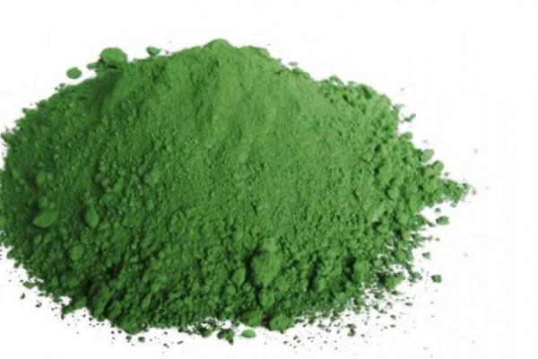 Пигмент зеленый ж/о IRON OXIDE 5605